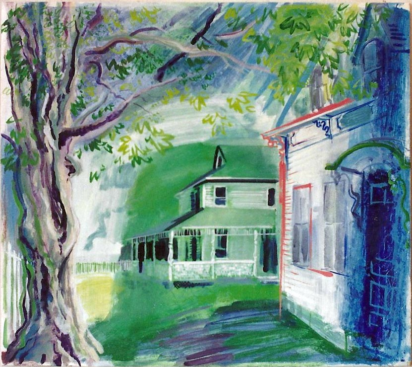 Two Houses, RI 1990