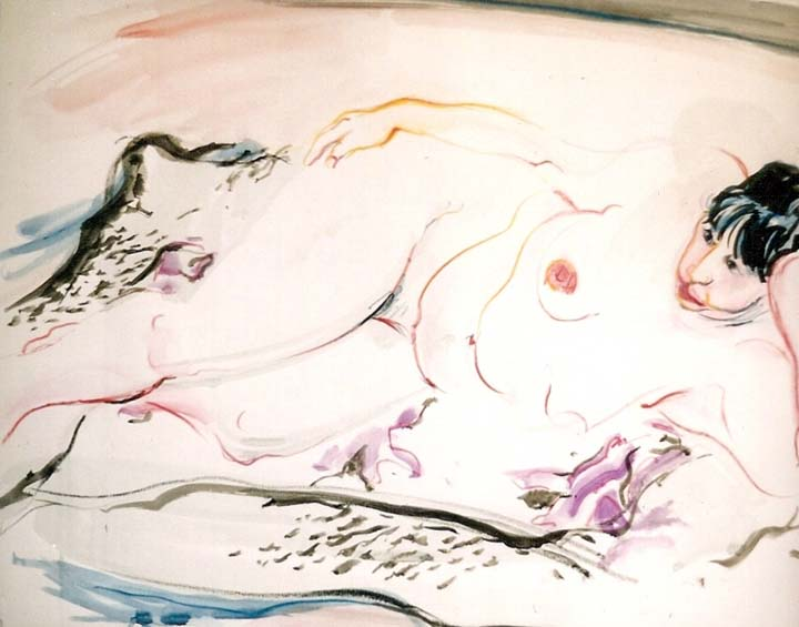 Female Nude 1997