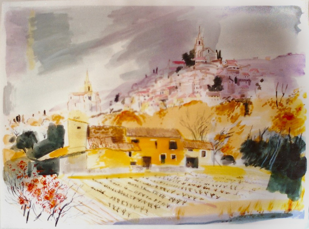 Winter In Provence 1990