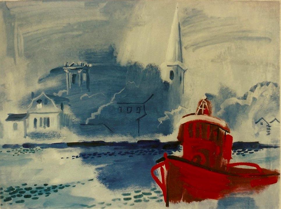 Wickford Tug 1991