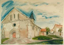 St. Savin Chapel 2007