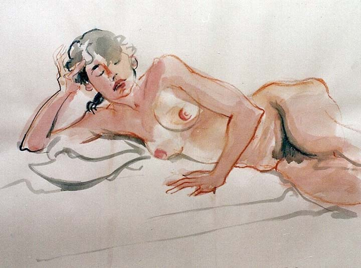 Female Nude 2001