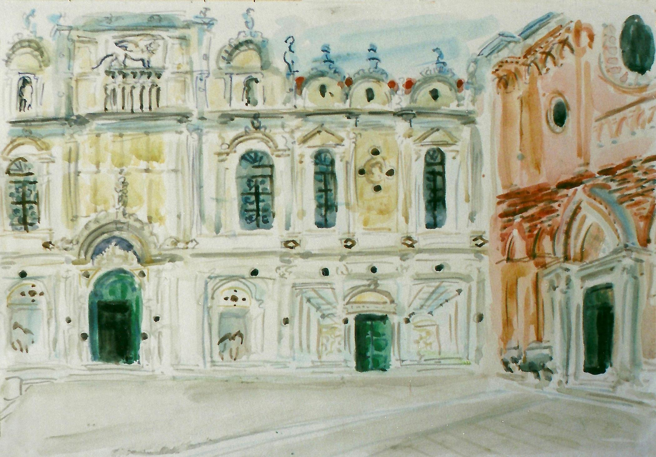 Scuola San Marco, Venice  2011