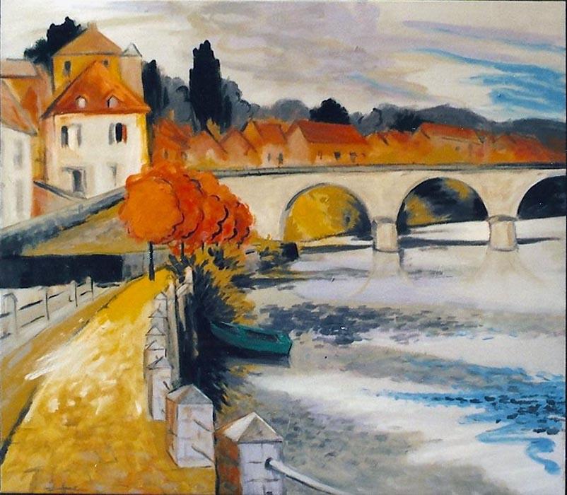 Le Pont, Le Blanc 2011