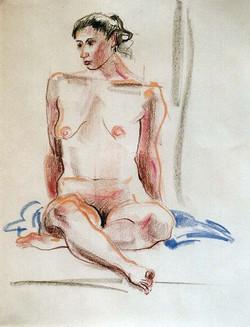Female Nude 1992