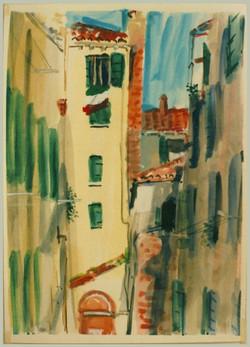 View From Studio, Venice 2011