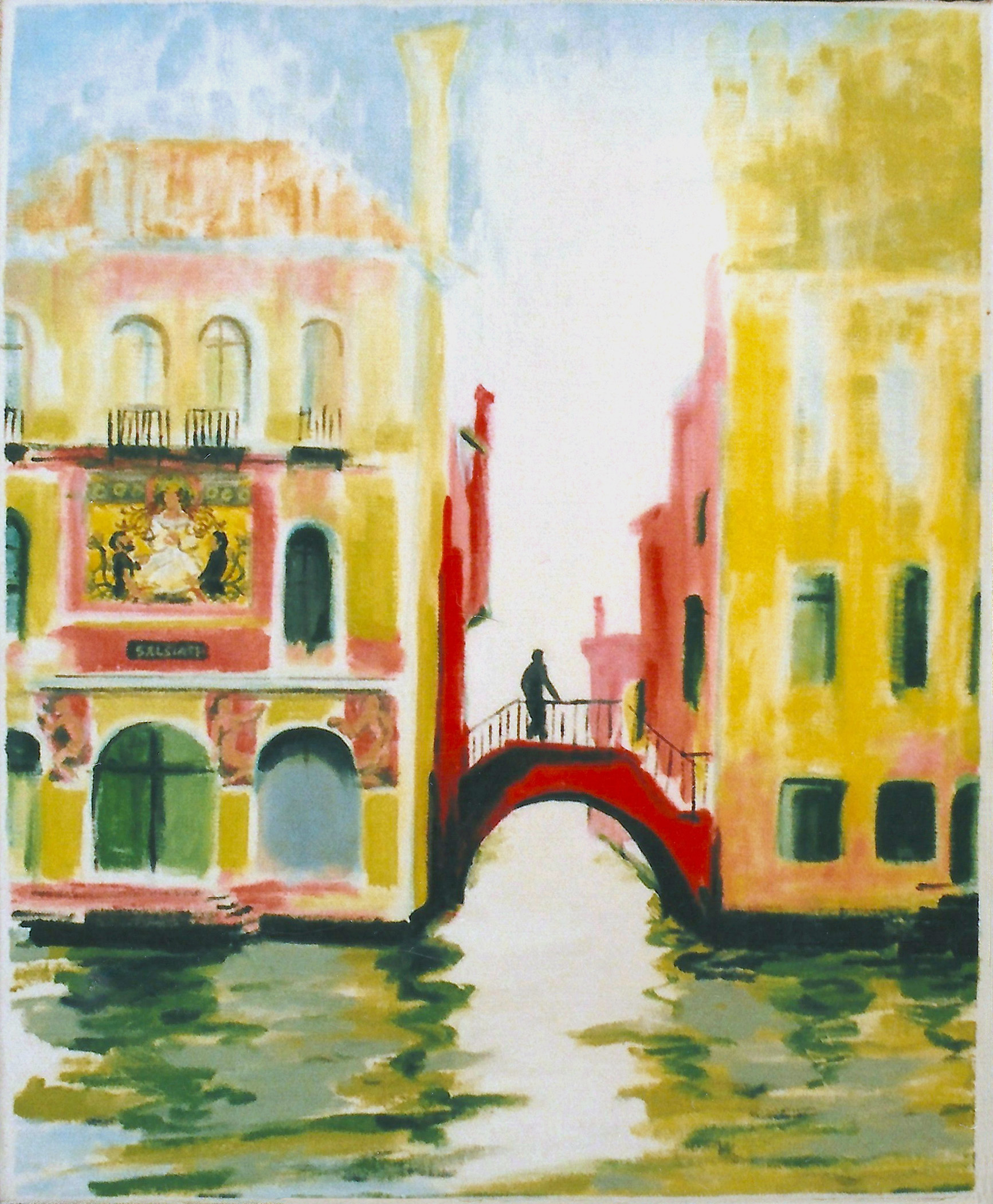 Little Bridge, Venice 2011
