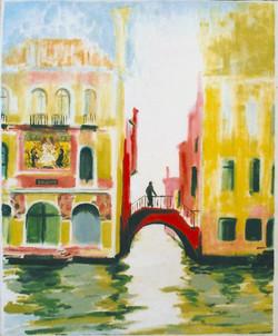 Little Bridge, Venice 2011