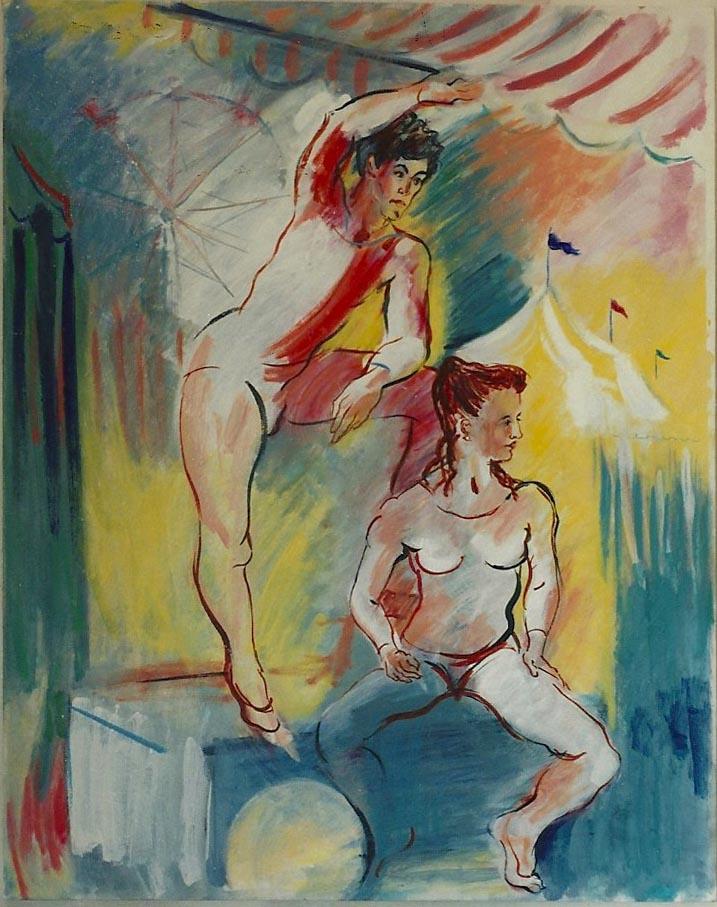 Acrobats 1999