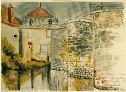 Vieux Pont, St. Savin 2007