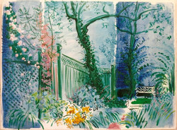 Artist's Garden, RI 1992