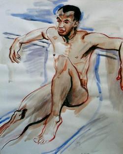 Figure Study 2002