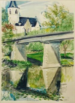 Le Pont Concremiers 2000