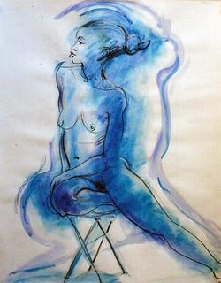 Female Blue 2001