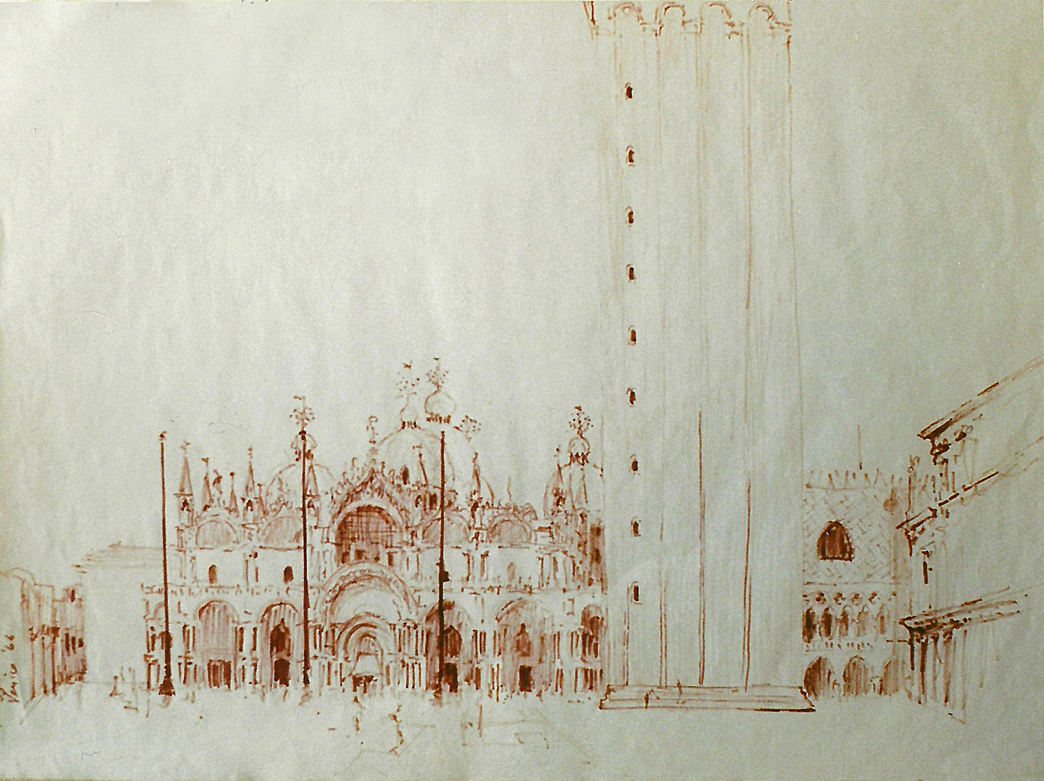 Basilica San Marco 1966
