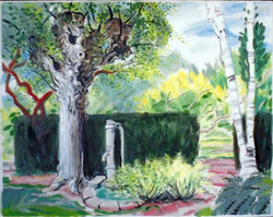 Garden Pump, Le Blanc 2008