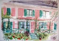 Chez Monet, Giverny 2004