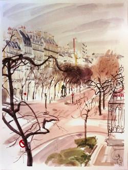 Boulevard St. Marcel, Paris 1989