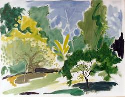 Jamaican Garden 1990