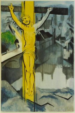 Le Christ Sur L'Anglin 2002