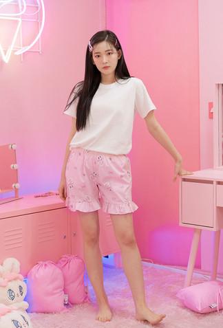 바캉스버니 반바지 핑크 [2020' 06]