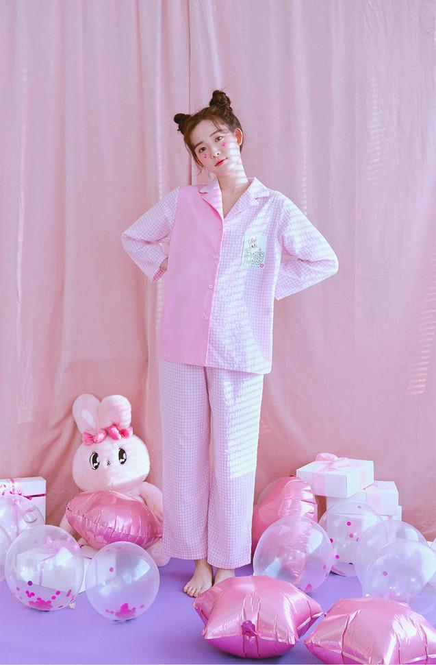 러블리버니 여성페어 핑크 [2020' 02]