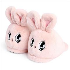 [알파슈] 인형 슬리퍼 (Pink)