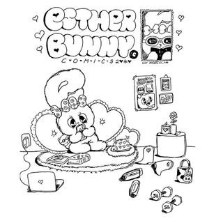 Esther Bunny Comics