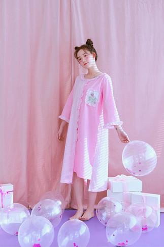 러블리버니 원피스 핑크 [2020' 02]