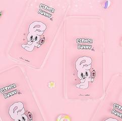 [클루] 클리어 젤리 핸드폰케이스