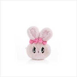 얼굴 지갑 15cm (핑크)