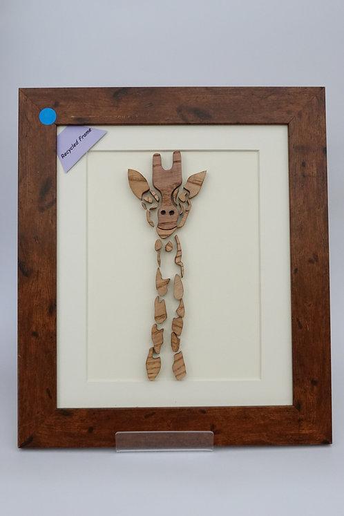 'Giraffe Outline'
