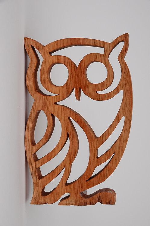 Hardwood 'Owl'