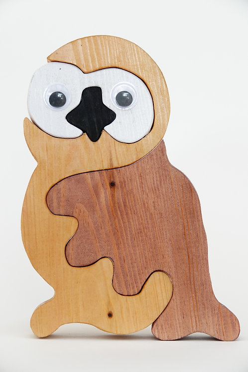 'Wooden Owl'