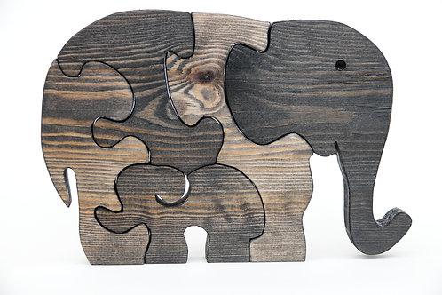'Puzzle Elephant'