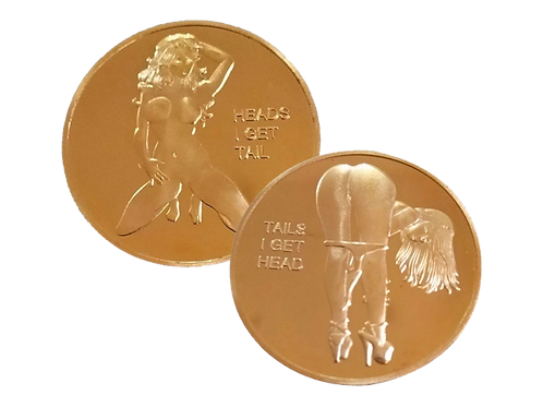 Get Lucky Adult Challenge / Commemorative Coins