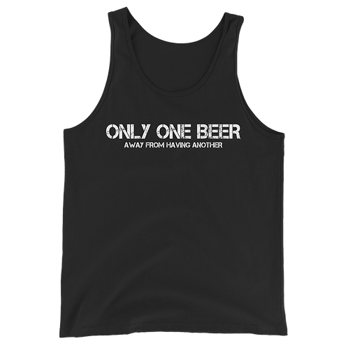 Only One Beer Tank