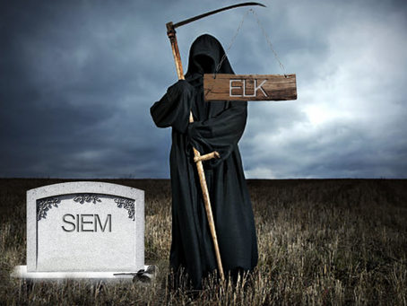 When the bough breaks: The end of the SIEM era and rise of ELK