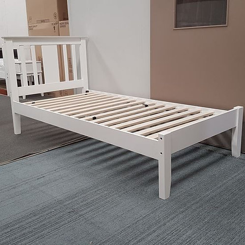 Glory Solid Hardwood Bed