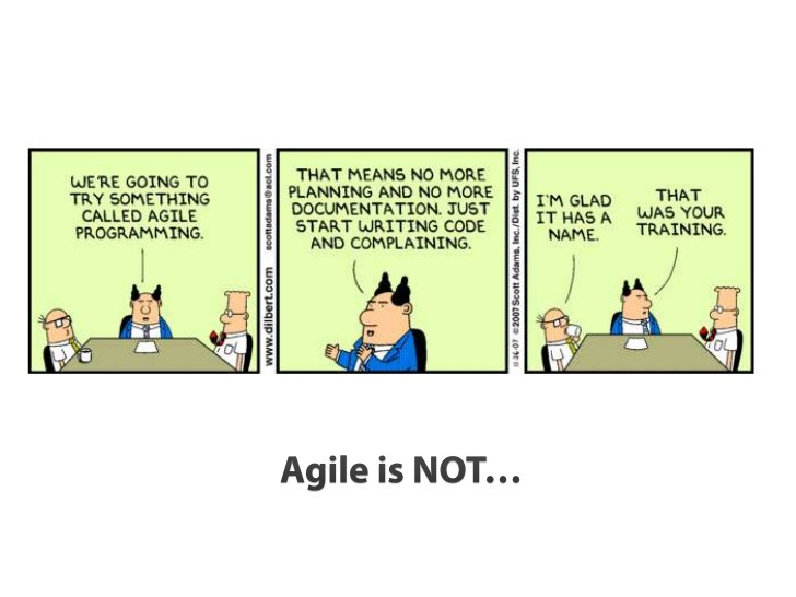 Agile/Scrum-Lessons Learned