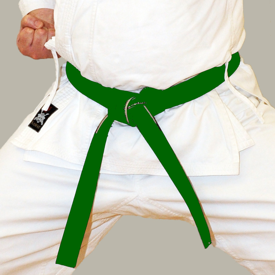 Certified Green Belt What Does That Mean?