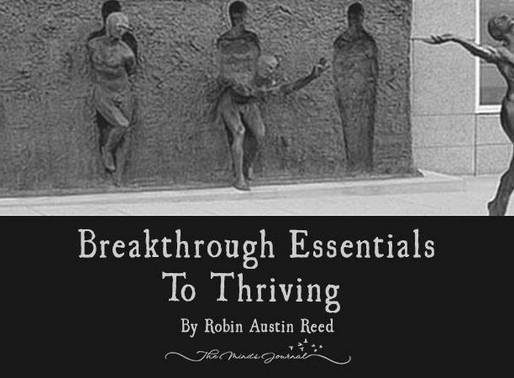 Breakthrough Essentials To Thriving