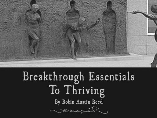 Breakthrough Essentials To Thriving