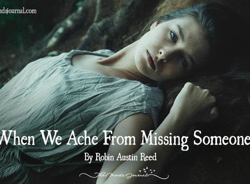 When we Ache from Missing Someone
