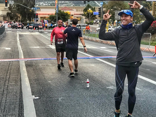 San Diego Holiday Half Marathon - 2016 and 2017