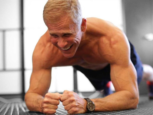 The Daily Diet for Every Guy Over 40 that's Easy to Implement and Delivers Powerful Results Fast