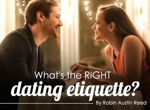 What's The RIGHT Dating Etiquette?