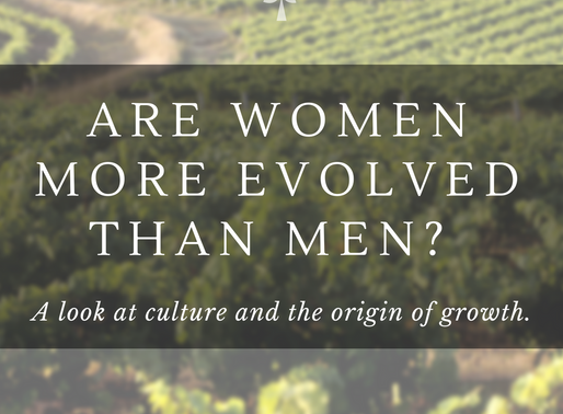 Are Women More Evolved Than Men? The 5 Elements of Oneness.