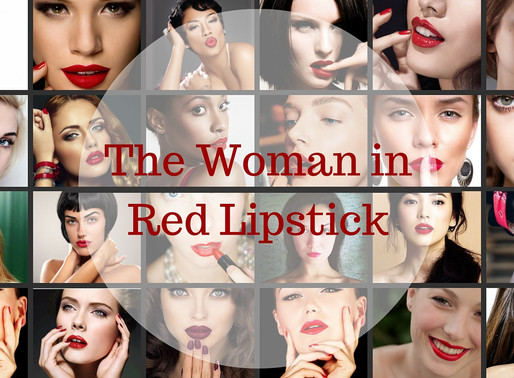 In Love with a Woman with Red Lips