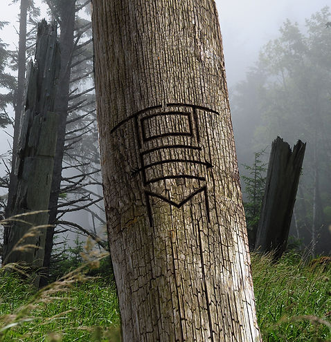 Totem Surfboards Logo. G Romain